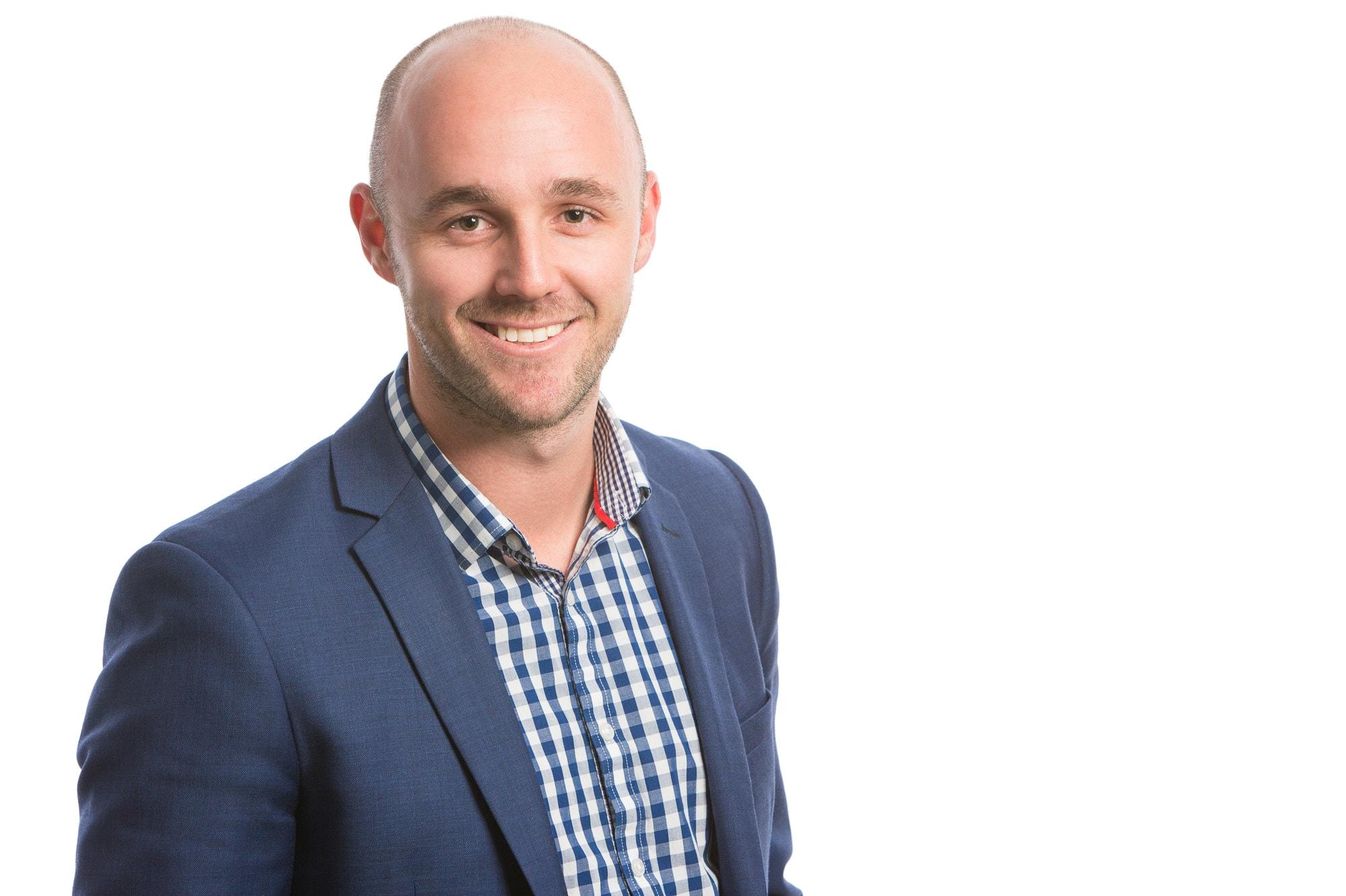 Brisbane Corporate Headshot