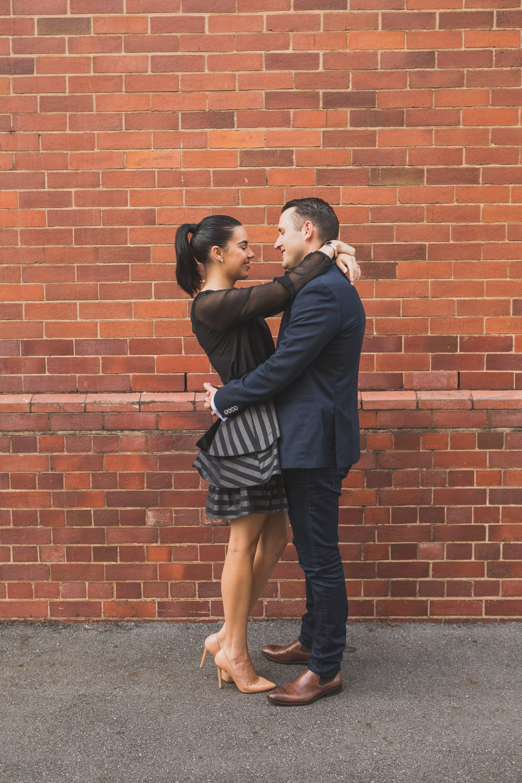 Tenerrife Engagement Photography Brisbane