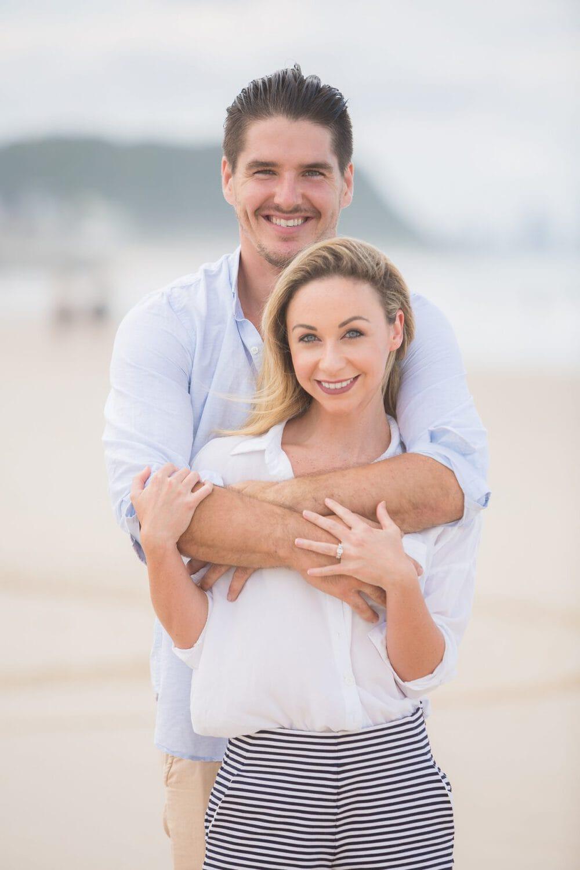 Couple Portrait Gold Coast