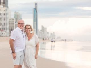 Couples Portrait Photography Surfers Paradise