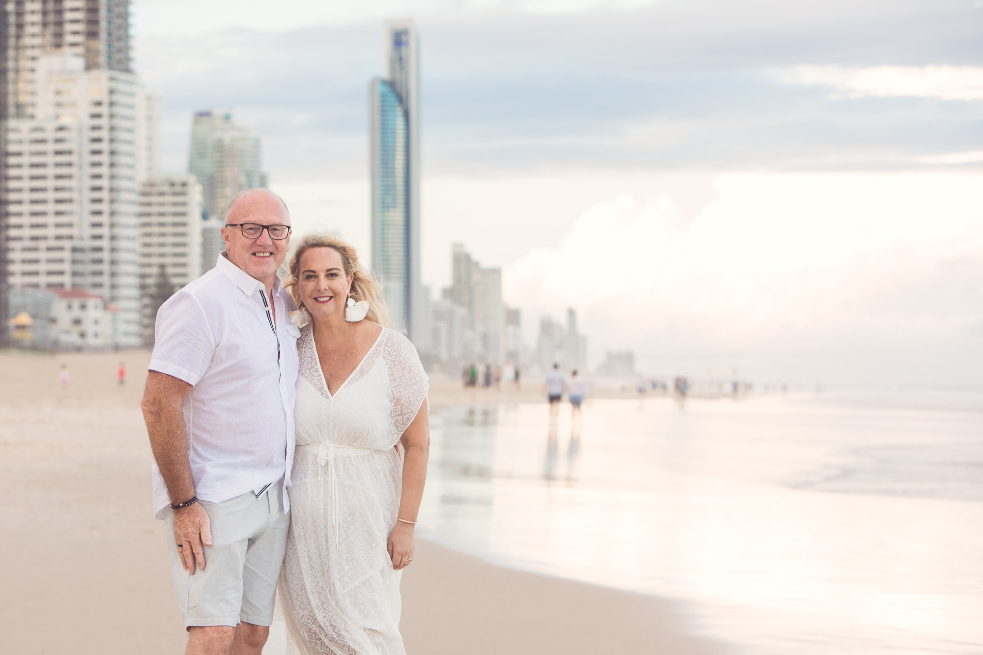 Couples Portrait Photography Surfers Paradise