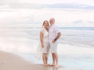 Gold Coast Family Portrait beach photographer