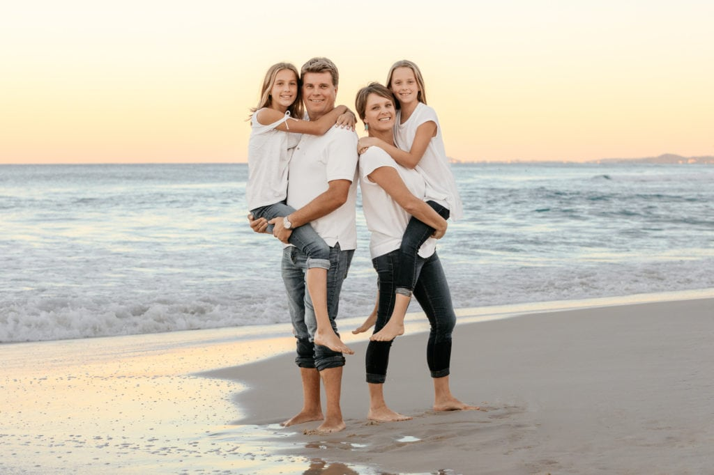 Gold Coast Family Portrait Photography
