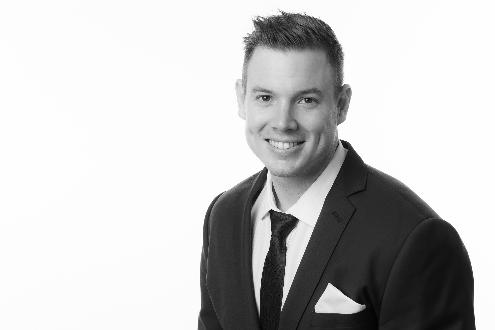 Gold Coast Corporate Headshot