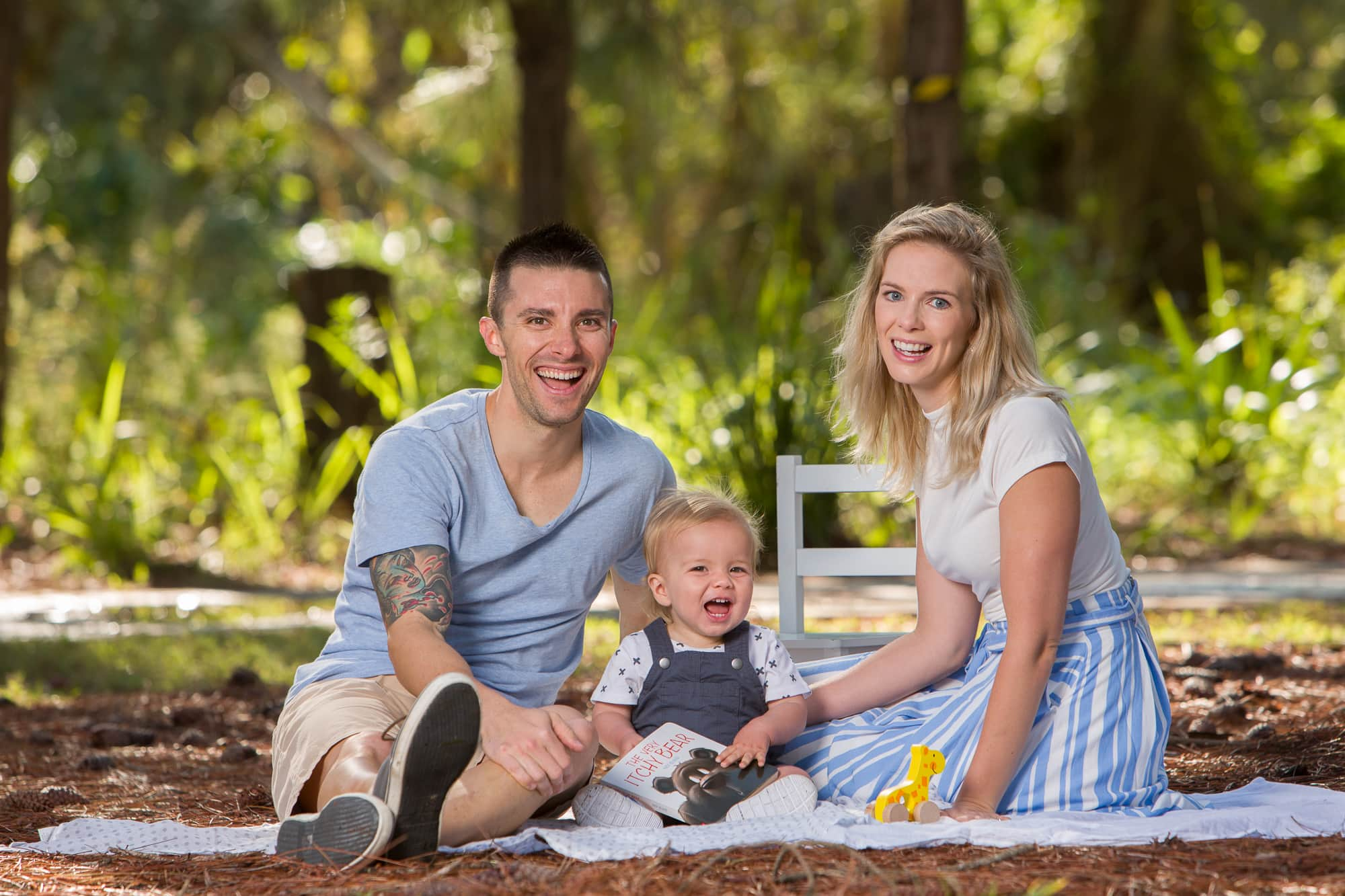Brisbane Family Portrait