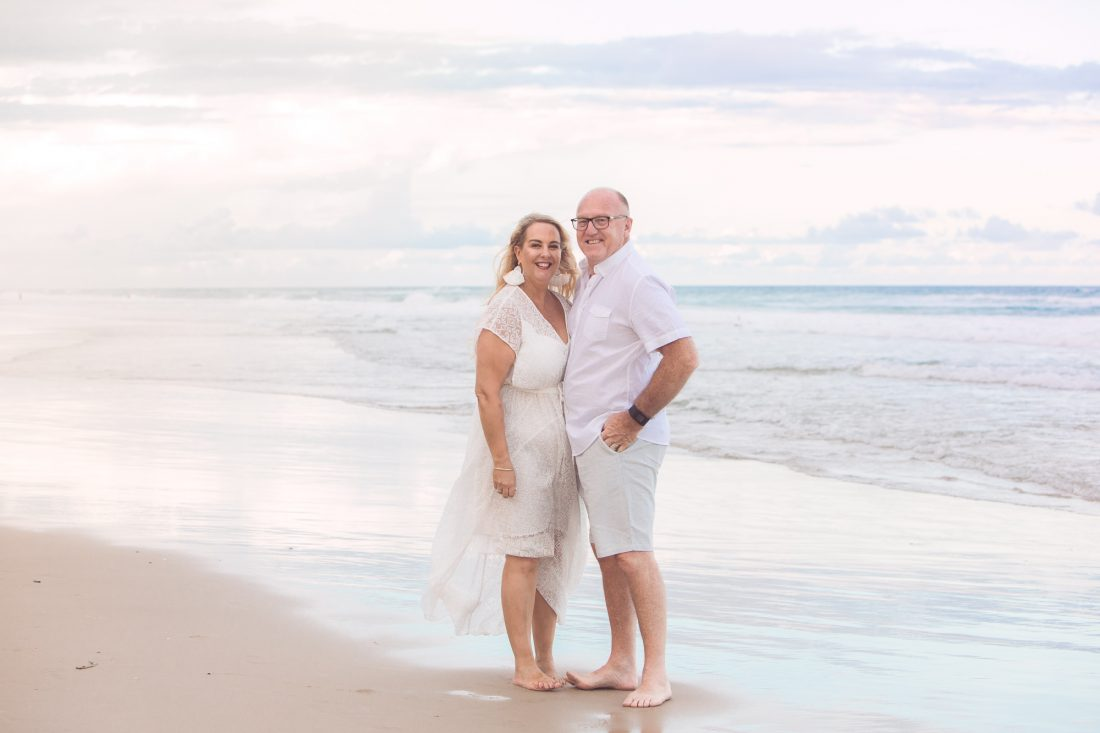 Gold Coast Family Portrait beach photographer