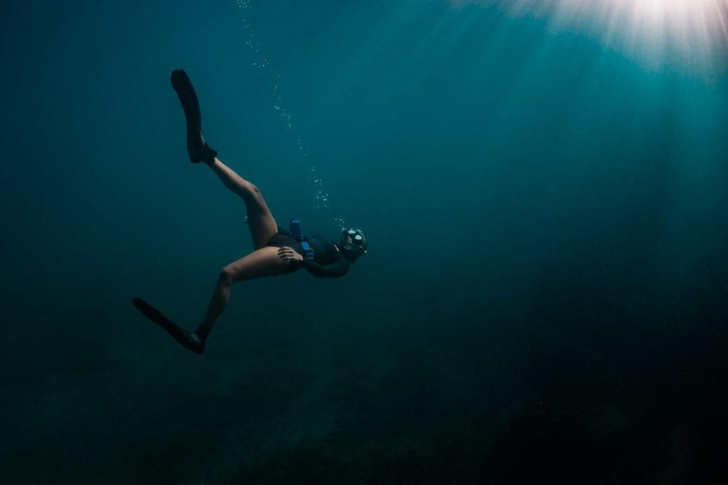 Underwater Portrait Photography Brisbane Gold Coast