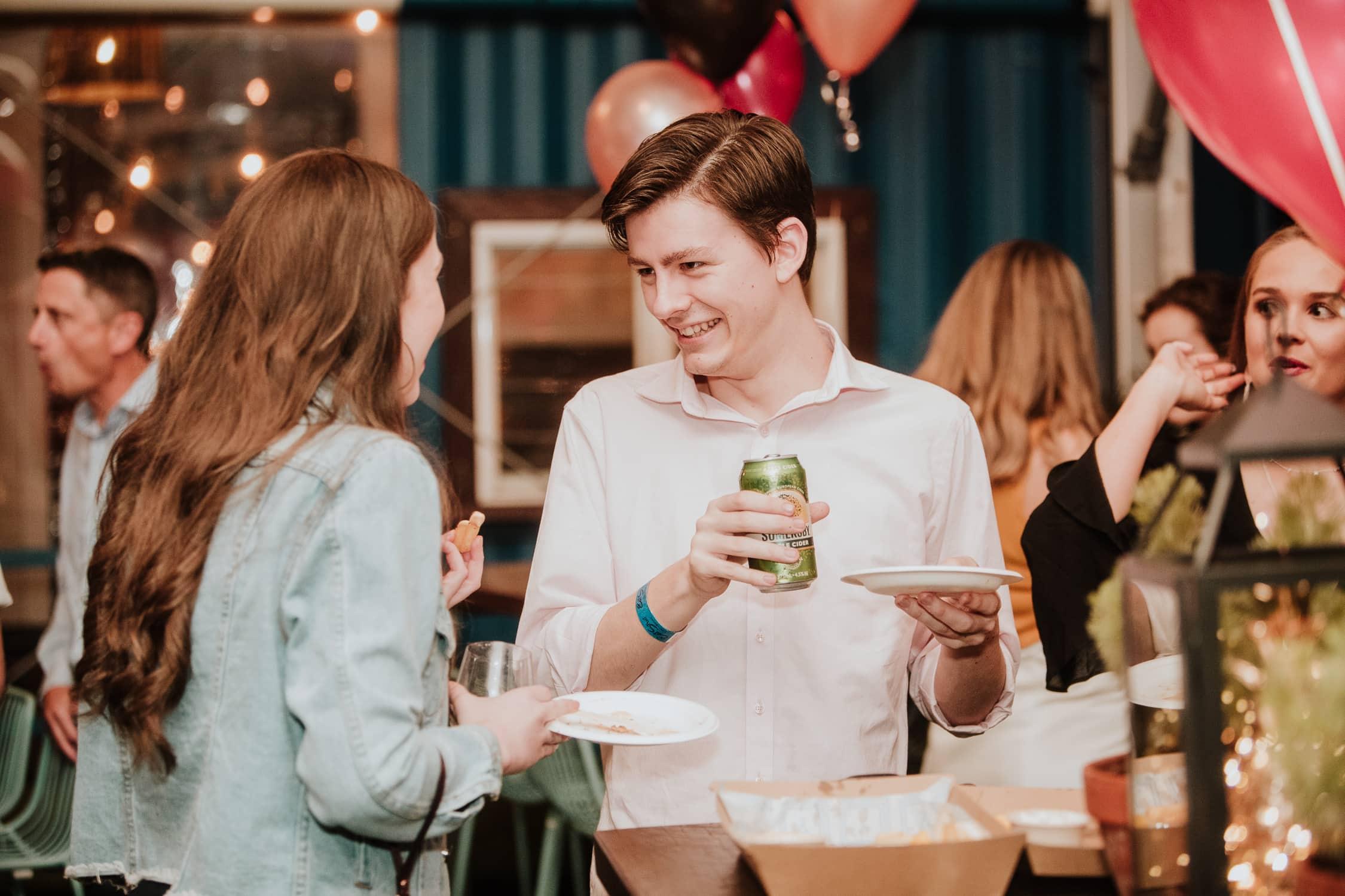 Eat Street Markets Party Photographer Brisbane
