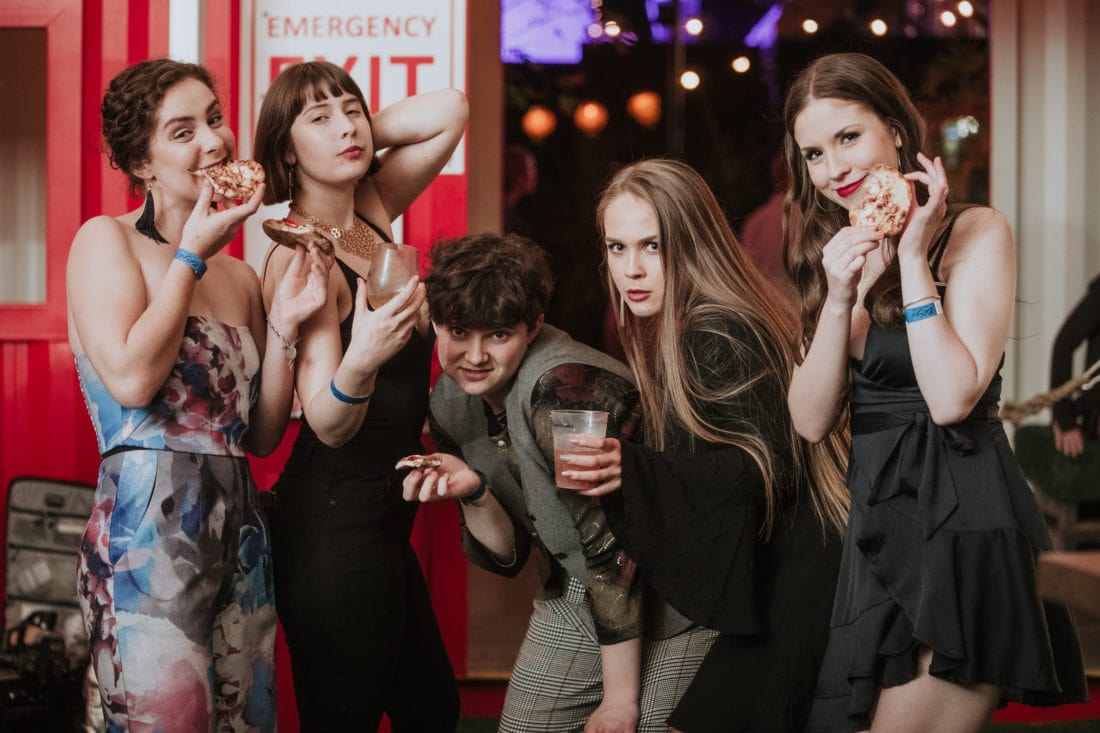 Party Photographer Brisbane - Eat Street Northshore
